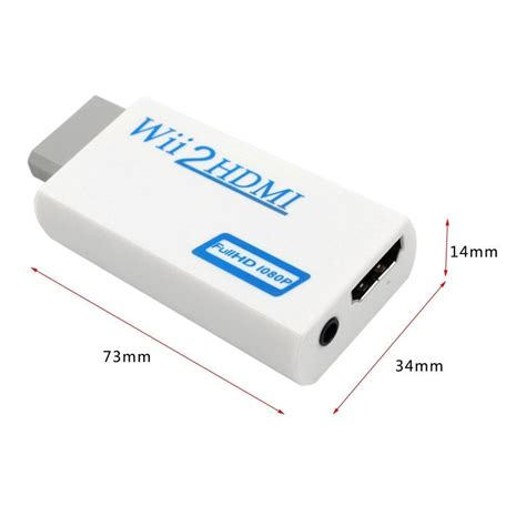 For Nintendo Wii Hassle Free Plug And Play Wii To HDMI