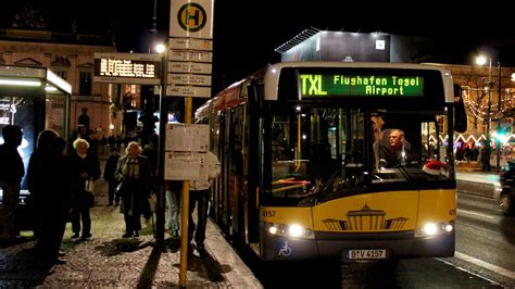 By Cheap Bus or Train from Berlin Airports to Szczecin