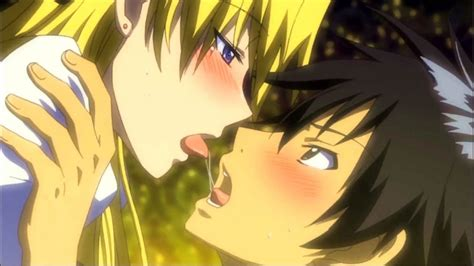 Top 10 Hottest And Most Epic Anime Kiss Scenes Of All Time