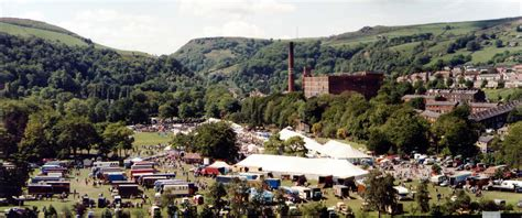 History - Todmorden Agricultural Show