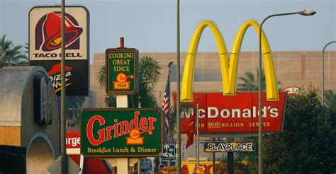 How Fast Food Chains Supersized Inequality   The New Republic