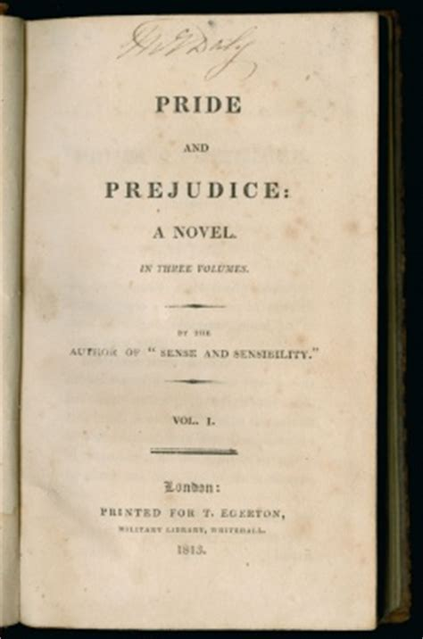 200 Years of Pride and Prejudice   Newberry
