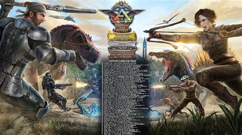 Steam Community :: ARK: Survival Evolved :: Events