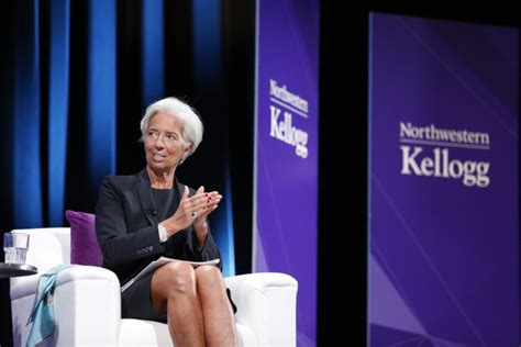 Christine Lagarde on Income Inequality, Brexit, and more