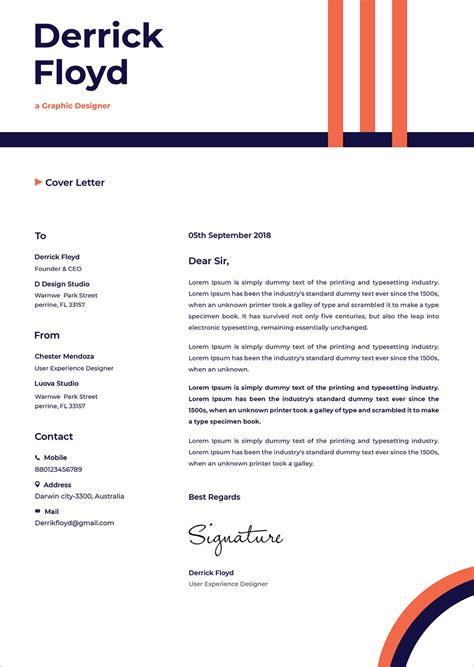 Free Professional CV/ Resume Template & Cover Letter In