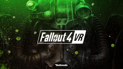 Fallout 4 VR E3 2017 4K Wallpapers   HD Wallpapers   ID #20645