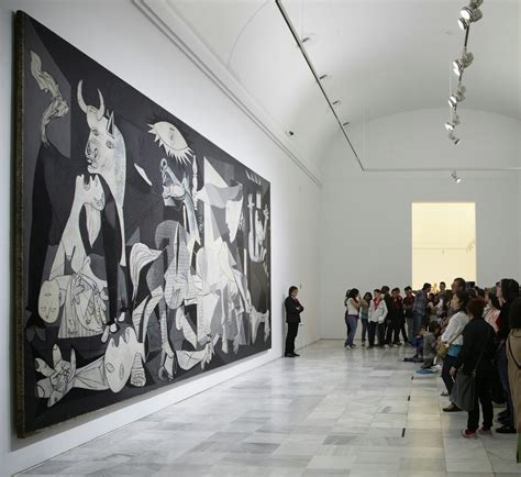A Creative Journal of an Artist: Guernica by Pablo Picasso